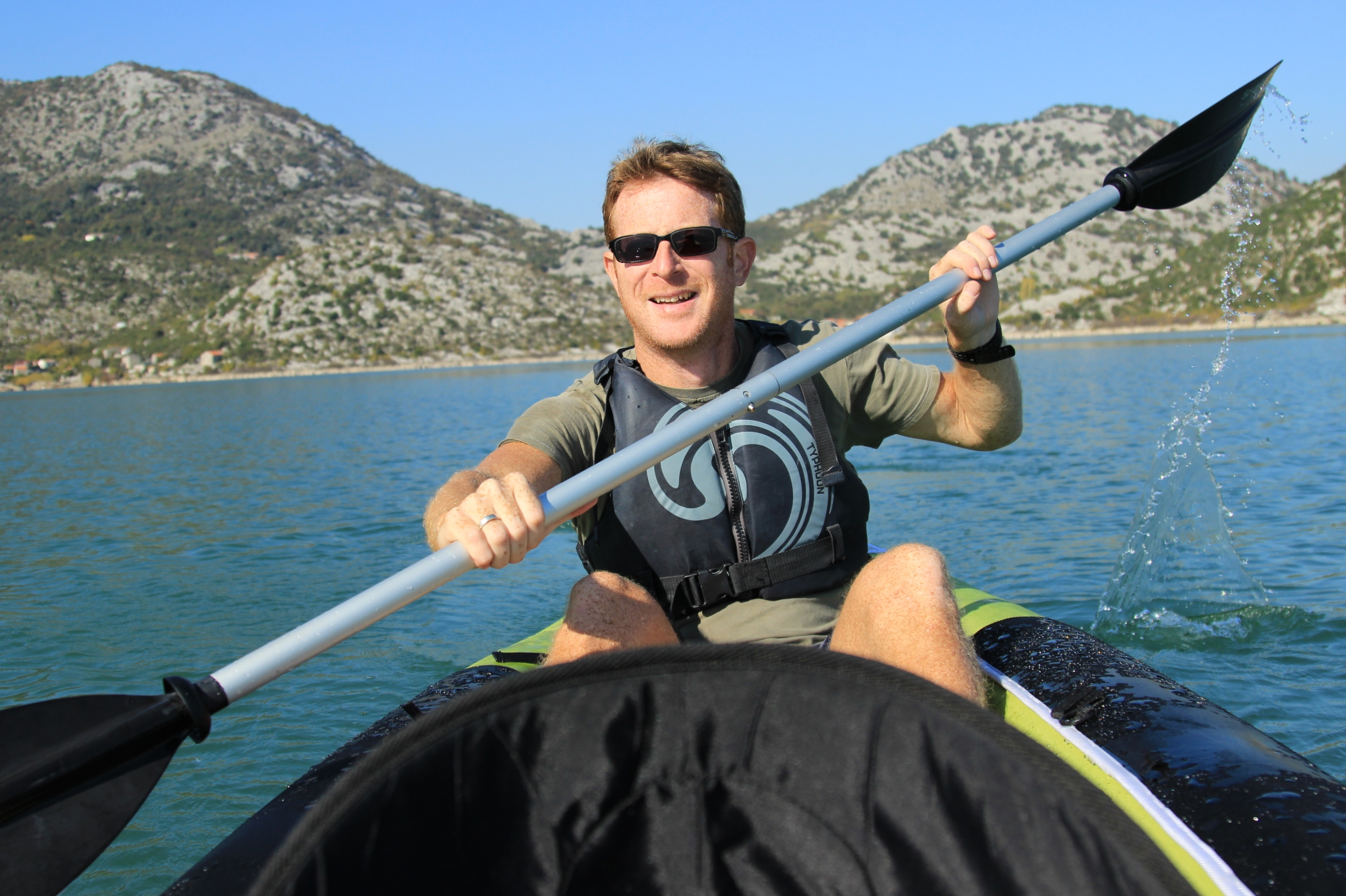 Confessions of a kayaking guide | 10 years leading and loving tours in Montenegro