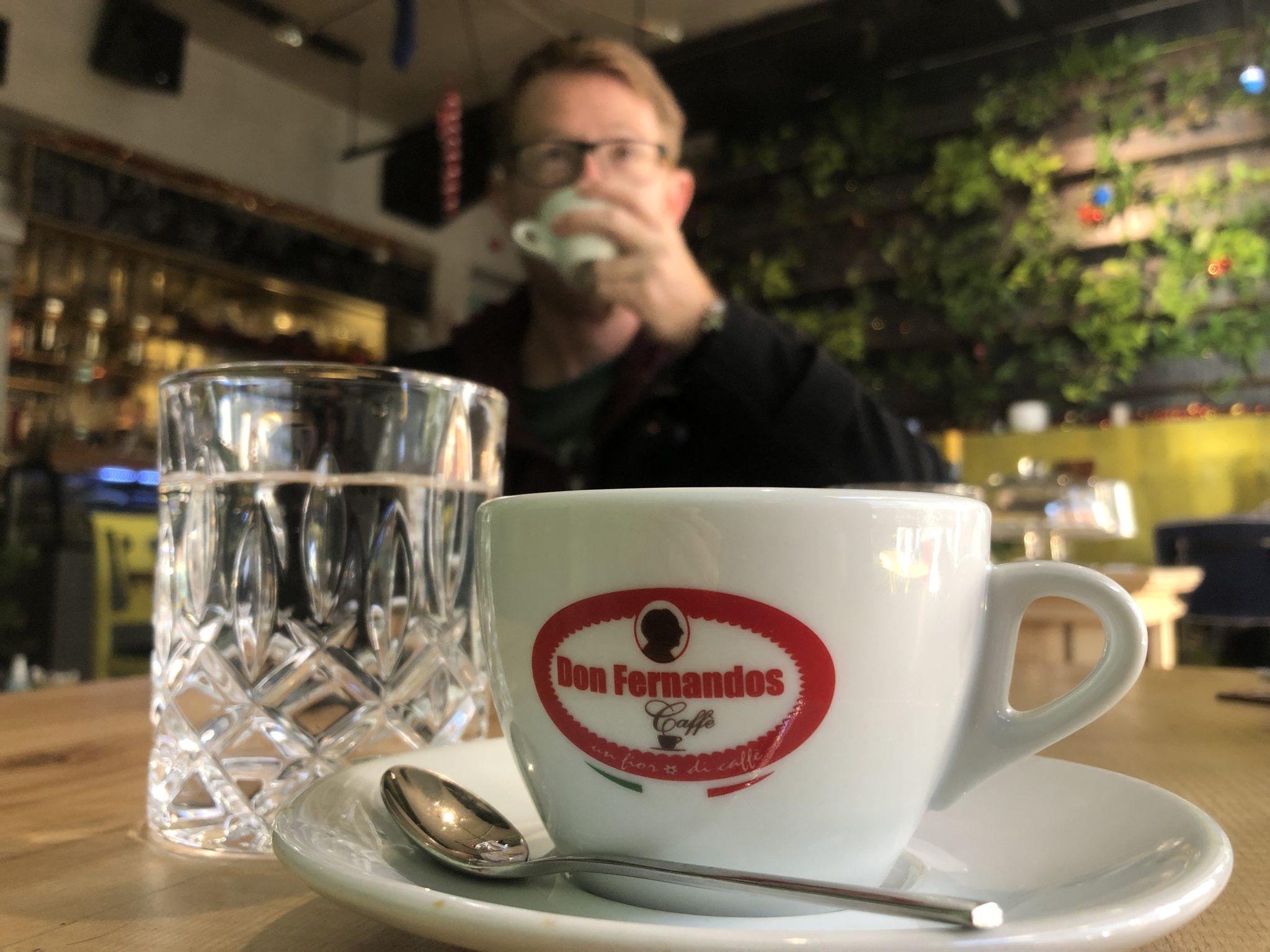 Deutscher Kaffee nach Montenegrinischer Art!