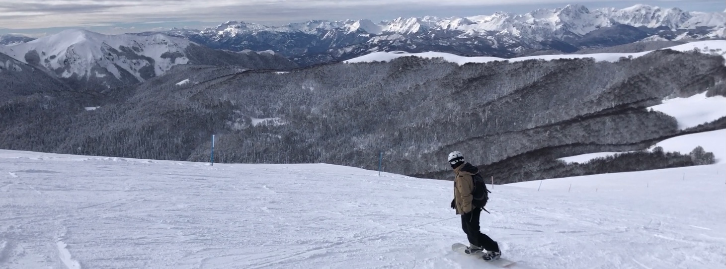 Learning to snowboard: how Montenegro's under-the-radar ski resorts have this beginner hooked